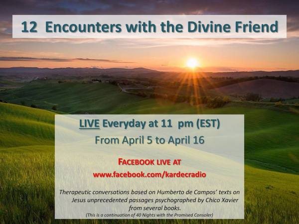 12 Encounters with the Divine Friend
